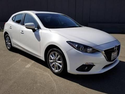 2016 Mazda MAZDA3 for sale at Planet Cars in Berkeley CA