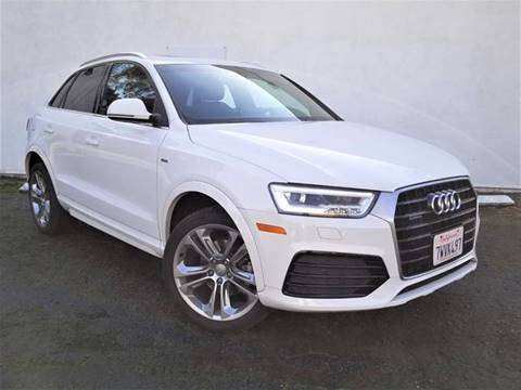 2016 Audi Q3 for sale at Planet Cars in Berkeley CA