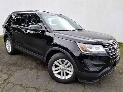 2017 Ford Explorer for sale at Planet Cars in Berkeley CA