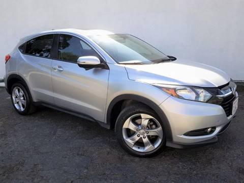 2016 Honda HR-V for sale at Planet Cars in Berkeley CA