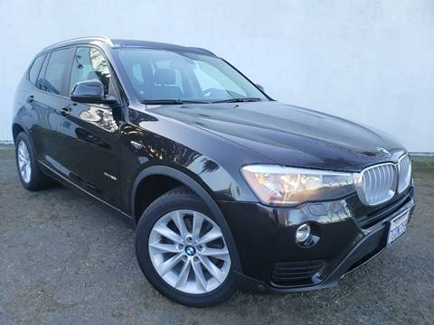 2015 BMW X3 for sale at Planet Cars in Berkeley CA