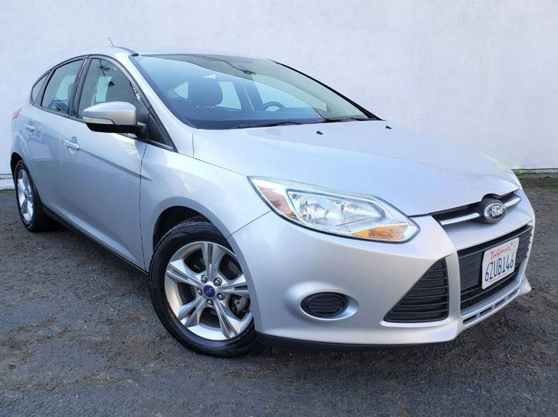2013 Ford Focus for sale at Planet Cars in Berkeley CA