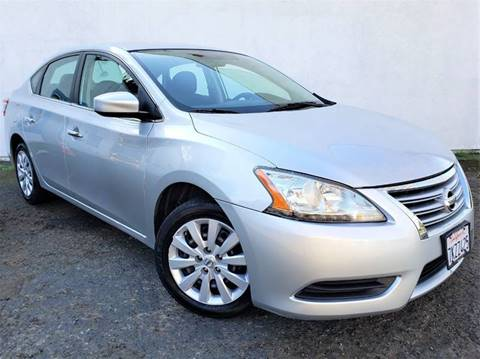 2015 Nissan Sentra for sale at Planet Cars in Berkeley CA