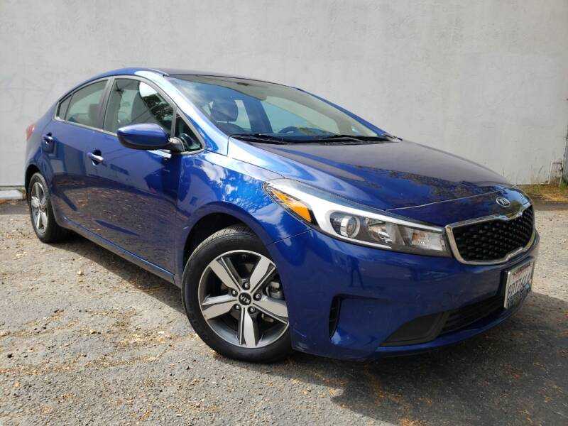 2018 Kia Forte for sale at Planet Cars in Berkeley CA