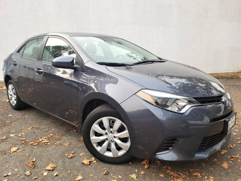 2016 Toyota Corolla for sale at Planet Cars in Berkeley CA