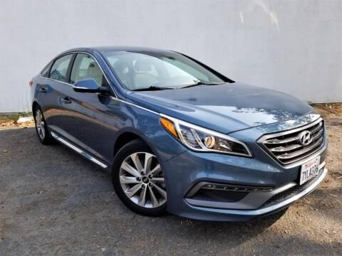 2017 Hyundai Sonata for sale at Planet Cars in Berkeley CA