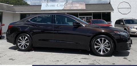 Acura Of Chattanooga >> Used Acura For Sale In Chattanooga Tn Carsforsale Com