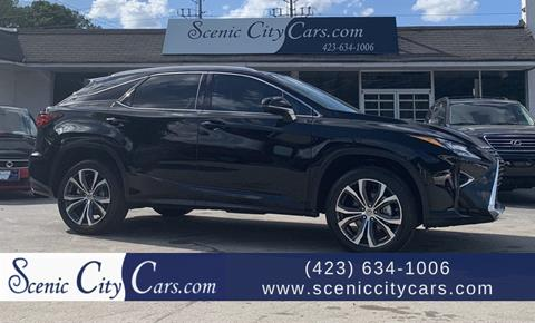 2016 Lexus RX 350 for sale in Chattanooga, TN