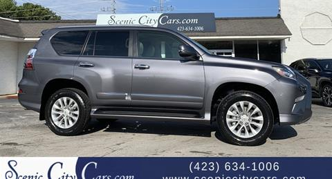 2016 Lexus GX 460 for sale in Chattanooga, TN