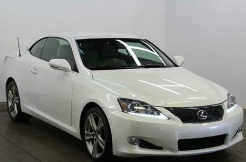 2012 Lexus IS 250C For Sale In Cincinnati, OH