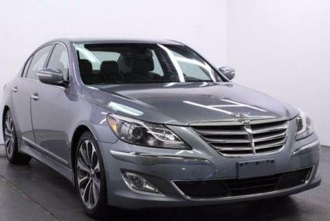 2014 Hyundai Genesis For Sale In Cincinnati, OH