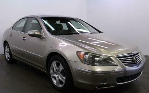 Acura RL For Sale Carsforsalecom - Acura rl 2006 for sale