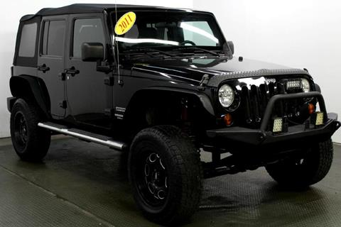 2011 Jeep Wrangler Unlimited for sale in Cincinnati, OH