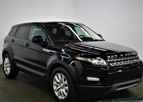 2015 Land Rover Range Rover Evoque for sale in Cincinnati, OH
