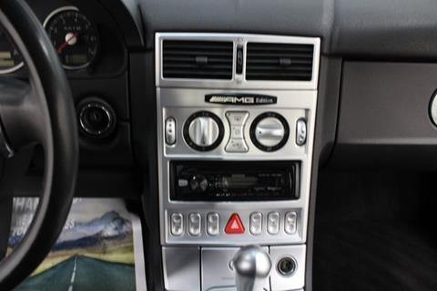 2005 Chrysler Crossfire SRT-6