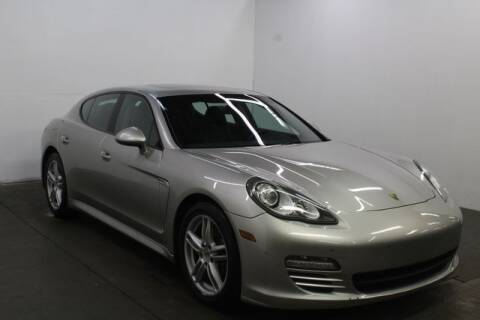 2011 Porsche Panamera for sale at Midwest Automotive Connection in Cincinnati OH