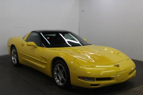 2001 Chevrolet Corvette for sale at Midwest Automotive Connection in Cincinnati OH