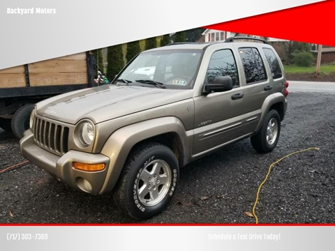 2004 Jeep Liberty for sale in York Haven, PA