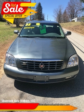 2005 Cadillac DeVille for sale in New Hampton, NH
