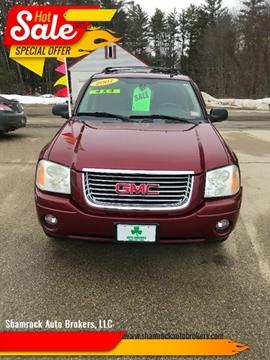 2007 GMC Envoy SLT for sale at Shamrock Auto Brokers, LLC in New Hampton NH