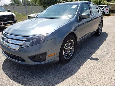 2011 Ford Fusion for sale in Bay Saint Louis, MS