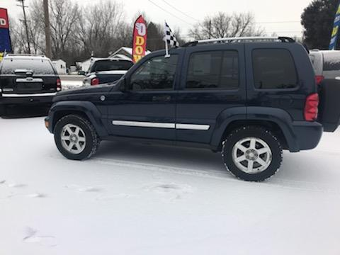 2007 Jeep Liberty for sale in Clio, MI