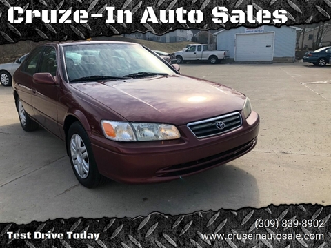 Toyota Peoria Il >> Toyota For Sale In East Peoria Il Cruze In Auto Sales