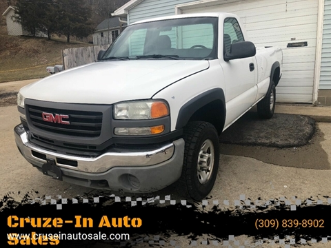 2003 GMC Sierra 2500HD for sale in East Peoria, IL