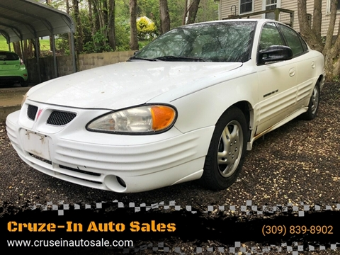1999 Pontiac Grand Am for sale in East Peoria, IL