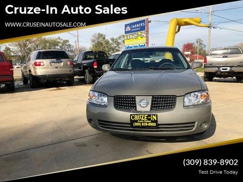 2006 Nissan Sentra for sale in East Peoria, IL