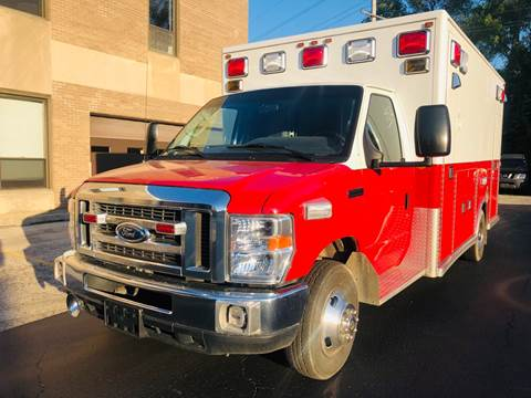 2012 Ford E-Series Chassis for sale in Westchester, IL