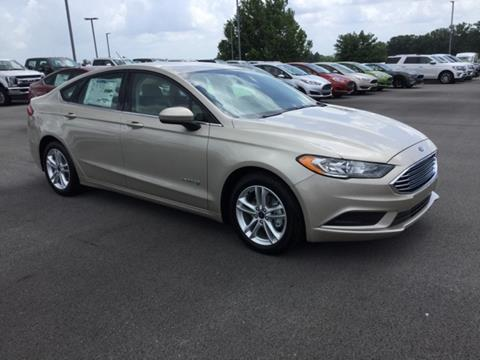 2018 Ford Fusion Hybrid for sale in London, KY