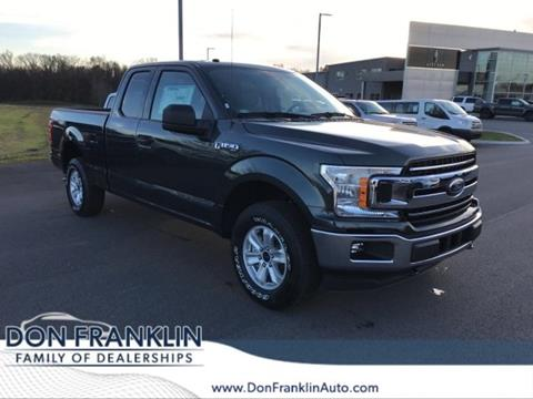 2018 Ford F-150 for sale in London, KY