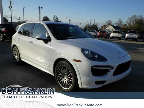 2013 Porsche Cayenne for sale in London, KY