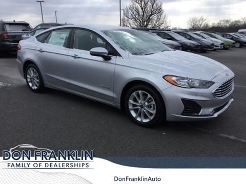 Don Franklin London Ky >> Hybrid Electric Cars For Sale In London Ky Carsforsale Com