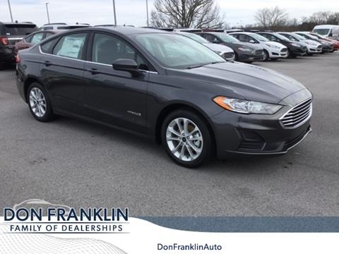 2019 Ford Fusion Hybrid for sale in London, KY