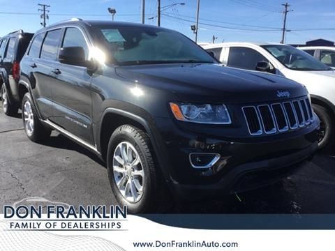 2015 Jeep Grand Cherokee for sale in London, KY