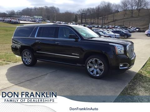 2016 GMC Yukon XL for sale in Bardstown, KY