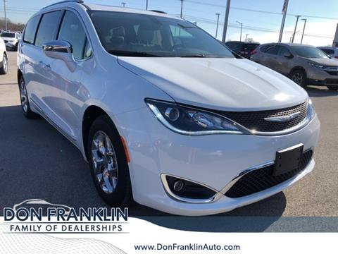 2019 Chrysler Pacifica for sale in Bardstown, KY