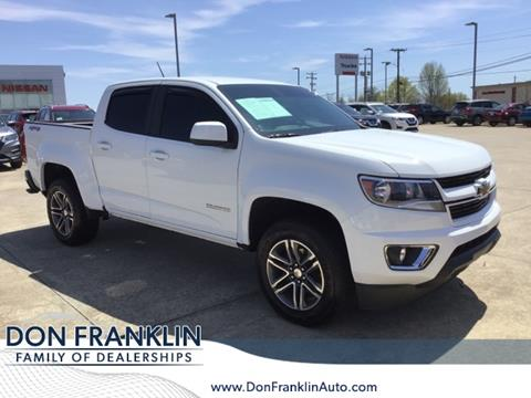 2019 Chevrolet Colorado For Sale In Bardstown Ky