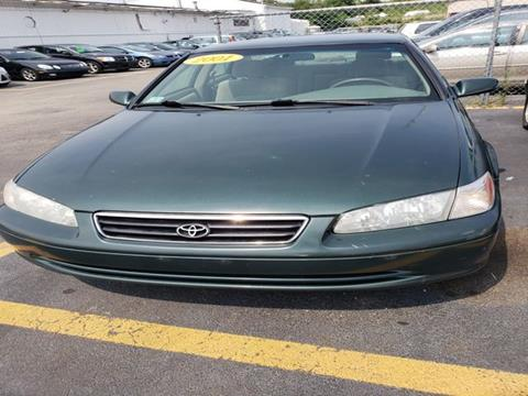 2001 Toyota Camry for sale at Budget Auto Deal and More Services Inc in Worcester MA