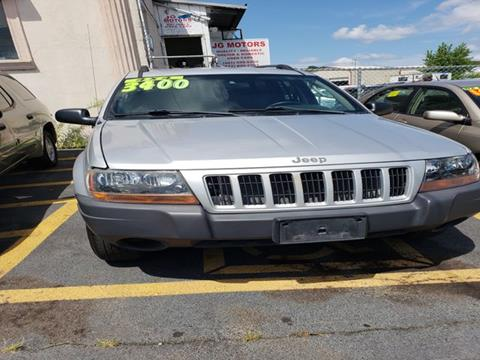 2004 Jeep Grand Cherokee for sale at Budget Auto Deal and More Services Inc in Worcester MA