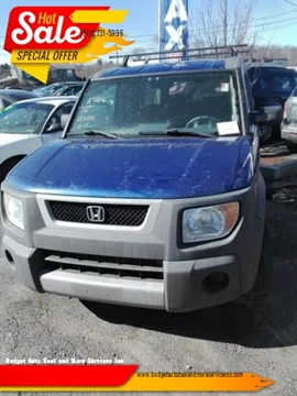 2004 Honda Element for sale in Worcester, MA