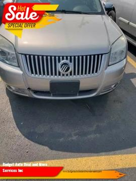 2008 Mercury Sable for sale at Budget Auto Deal and More Services Inc in Worcester MA