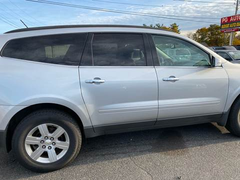 2010 Chevrolet Traverse for sale at Budget Auto Deal and More Services Inc in Worcester MA