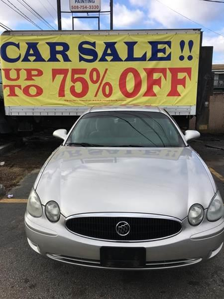 2006 Buick LaCrosse for sale at Budget Auto Deal and More Services Inc in Worcester MA