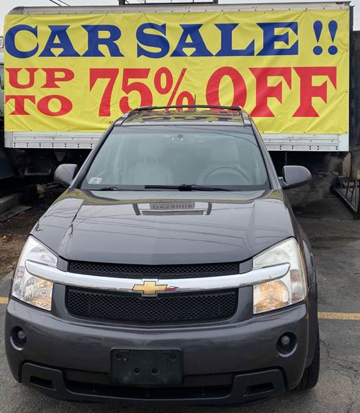 2007 Chevrolet Equinox for sale at Budget Auto Deal and More Services Inc in Worcester MA