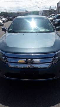 2011 Ford Fusion for sale at Budget Auto Deal and More Services Inc in Worcester MA