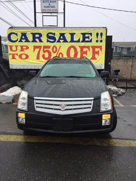 2007 Cadillac SRX for sale at Budget Auto Deal and More Services Inc in Worcester MA