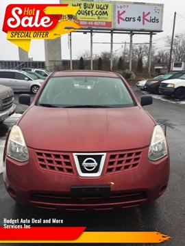 2010 Nissan Rogue for sale at Budget Auto Deal and More Services Inc in Worcester MA